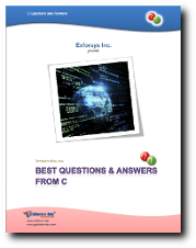 Best Questions and Answers From C PDF
